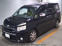 Used 2009 TOYOTA VOXY BH547765 for Sale for Sale