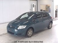 2009 TOYOTA AURIS 150X M PACKAGE