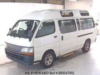 1999 TOYOTA HIACE COMMUTER LONG