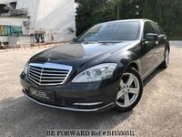 2012 MERCEDES-BENZ S-CLASS SUNROOF-LED-KYLESS-NAV-DVD