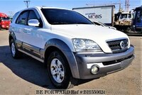 2004 KIA SORENTO 4WD+SUNRF+POWERSEAT+CAMERA