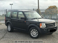 2007 LAND ROVER DISCOVERY 3 MANUAL DIESEL