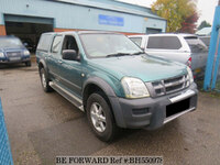 2006 ISUZU RODEO MANUAL DIESEL