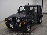 2001 JEEP WRANGLER SPORTS SOFT TOP