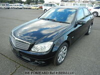 2010 MERCEDES-BENZ C-CLASS C200 BLUE EFFICIENCY CGI