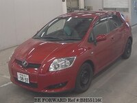 2007 TOYOTA AURIS 150X M PACKAGE