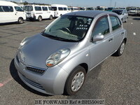 2007 NISSAN MARCH 12S PLUS HDD
