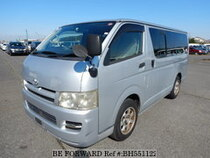 Used 2006 TOYOTA REGIUSACE VAN BH551122 for Sale for Sale