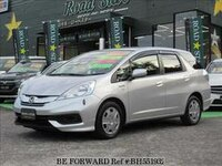 2014 HONDA FIT SHUTTLE HYBRID