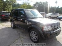 2011 LAND ROVER LAND ROVER OTHERS BASE