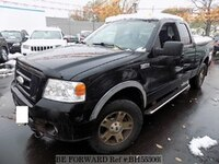 2007 FORD F150 SUPERCAB