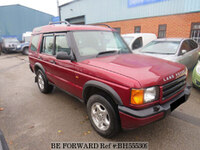 2000 LAND ROVER DISCOVERY AUTOMATIC DIESEL