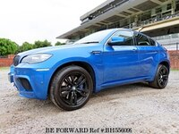 2010 BMW X6 X6 M AT ABS 4WD TC GAS/D HUD