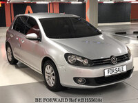 2011 VOLKSWAGEN GOLF 6GEN 1.6 TDI // BLUE MOTION