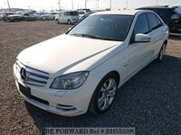 2010 MERCEDES-BENZ C-CLASS C200 CGI BLUE EFFICIENCY AVG