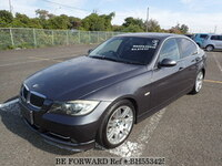 2006 BMW 3 SERIES 323I HIGHLINE
