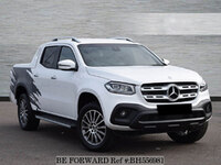 2019 MERCEDES-BENZ X-CLASS AUTOMATIC DIESEL