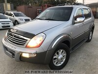 2004 SSANGYONG REXTON MT+4WD+LEATHER SEATS