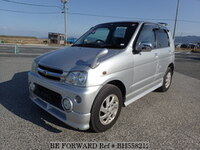 2002 DAIHATSU TERIOS KID CUSTOM S EDITION