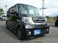 2013 HONDA N BOX G TURBO SS PACKAGE