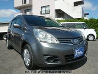 2011 NISSAN NOTE 1.515X