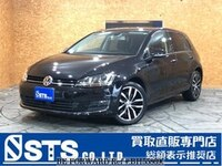 2015 VOLKSWAGEN GOLF TSI HIGHLINE
