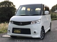 2012 NISSAN ROOX HIGHWAY STAR TURBO LIMITED