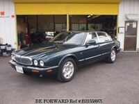 2002 JAGUAR XJ SERIES SOVEREIGN 3.2-V8