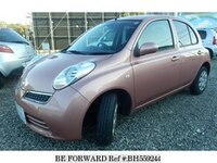 2010 NISSAN MARCH 1.2 12S COLLET F