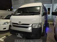 2014 TOYOTA HIACE COMMUTER HIACE HIGH ROOF TURBO AUTO