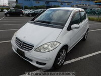 2005 MERCEDES-BENZ A-CLASS A170 AVANTGARDE  LIMITED