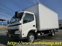 2007 TOYOTA TOYOACE 4.0 WIDE LONG