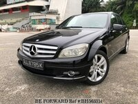 2010 MERCEDES-BENZ C-CLASS CGIBLUEEEFFICIENTY-REVCAMERA