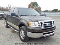 2008 FORD F150 LARIAT SUPERCREW SHORT BOX 4WD
