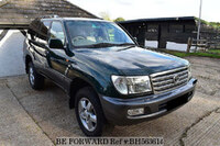 2004 TOYOTA LAND CRUISER AMAZON AUTOMATIC DIESEL