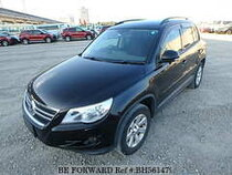 Used 2009 VOLKSWAGEN TIGUAN BH561479 for Sale for Sale