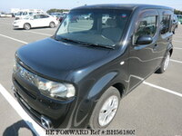 2010 NISSAN CUBE 15X V SELECTION