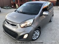 2012 KIA MORNING (PICANTO) AT+LPG/GASOLINE+ABS
