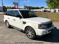 2008 LAND ROVER RANGE ROVER SPORT HSE  4WD