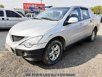 2008 SSANGYONG ACTYON 2008