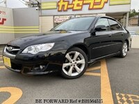 2008 SUBARU LEGACY B4 2.5I URBAN SELECTION