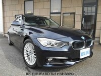 2012 BMW 3 SERIES LUXURY