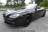2011 BMW 6 SERIES PUSHSTART-NAV-CONVERTIBLE