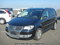 2008 VOLKSWAGEN GOLF TOURAN TSI HIGHLINE