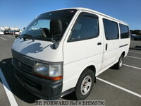 2004 TOYOTA HIACE VAN LONG DX