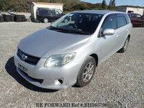 Used 2009 TOYOTA COROLLA FIELDER BH565798 for Sale for Sale