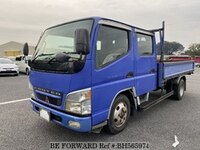 2003 MITSUBISHI CANTER W CAB LONG