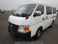 2010 NISSAN CARAVAN VAN LONG DX
