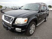 Used 2009 FORD EXPLORER BH566005 for Sale for Sale