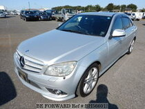 Used 2007 MERCEDES-BENZ C-CLASS BH566013 for Sale for Sale